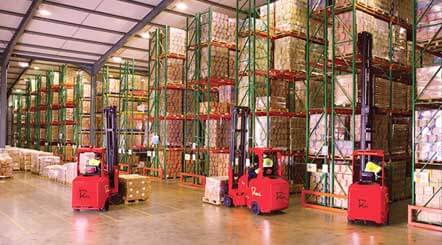 AC Forktruck Suppliers