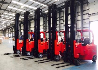 AC VNA Forklift Trucks
