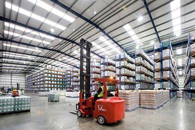 AC Forktrucks Supplier