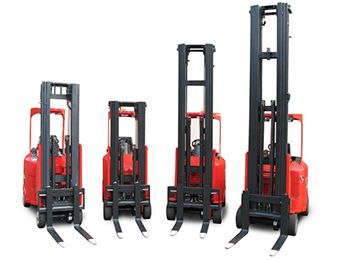 AC Forklift Truck Developers