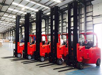 AC Forklift Developers