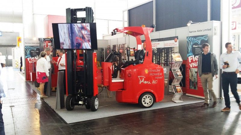 Flexi LiTHiON Forklift