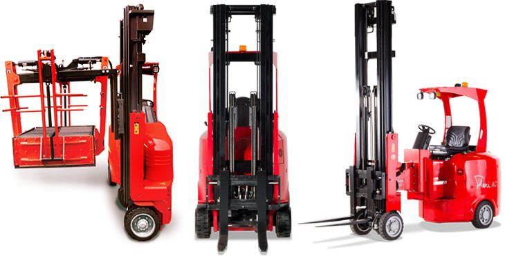 Flexi Narrow Aisle | Forklift Trucks For Sale