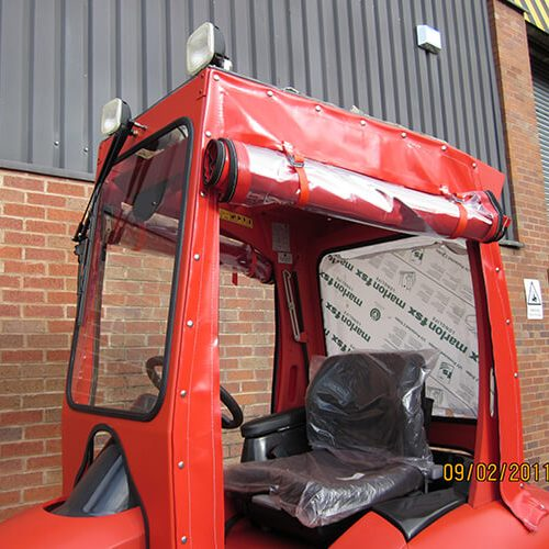 Weather Protection Cab