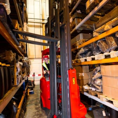 NarrowAisle AC Forktrucks