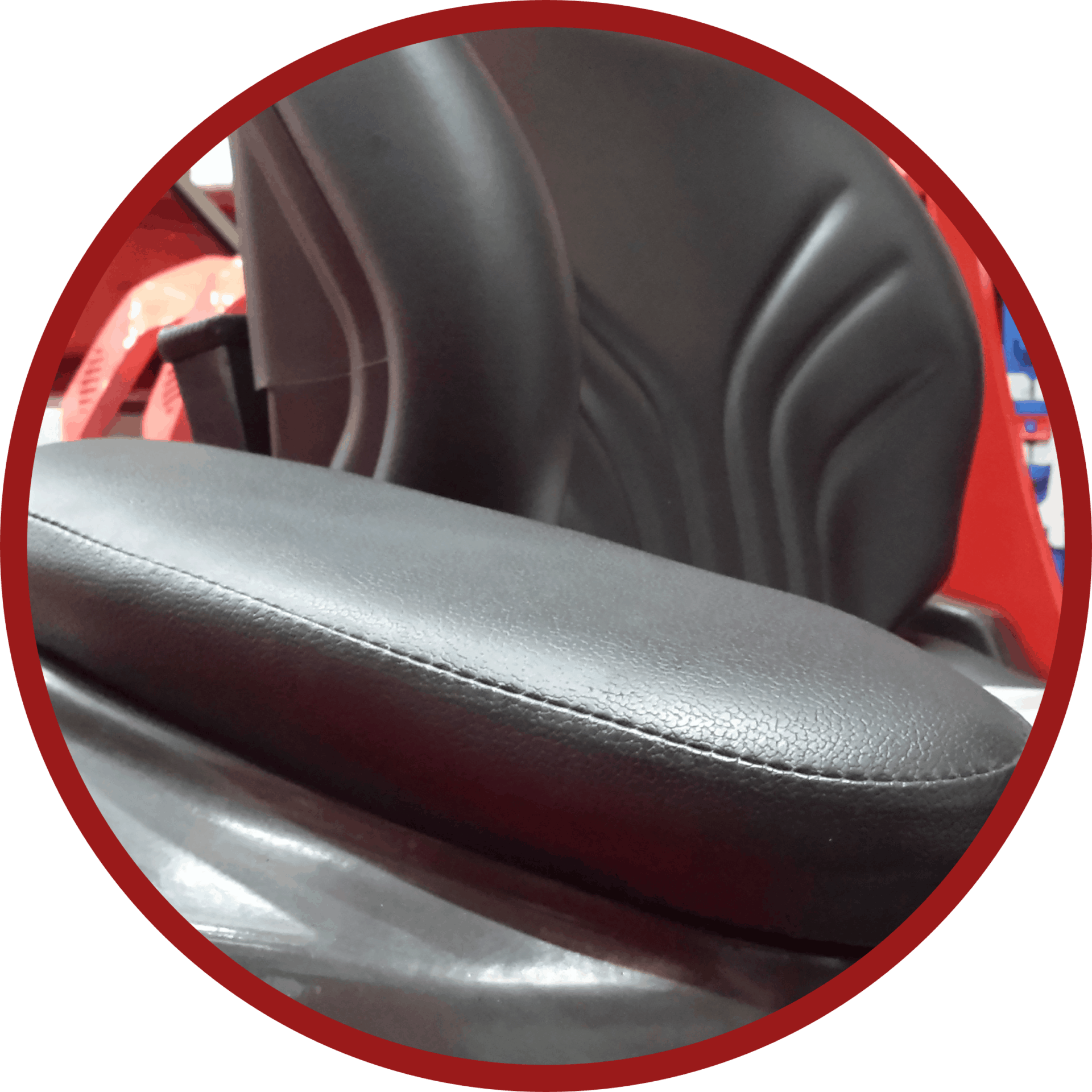 Arms For Standard Seat (MSG20) (Pair)