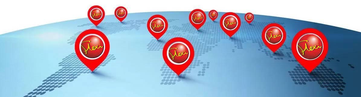 Authorised Distributor Network