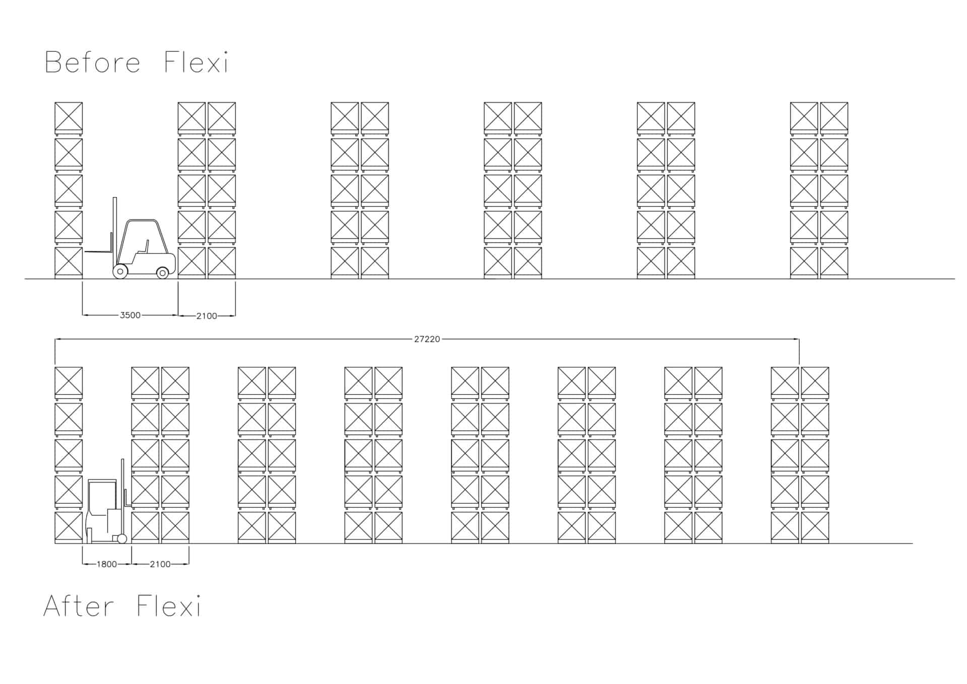 Racking Saving Layout From Brochure Model (1) 1